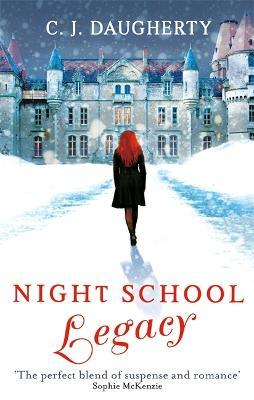 Night School: Legacy Cover Image