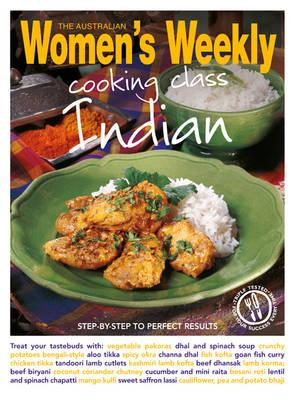 Cooking Class Indian