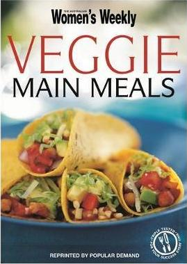 Veggie Main Meals Cover Image