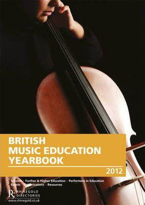 British Music Education Yearbook 2012