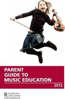 Parent Guide to Music Education 2012