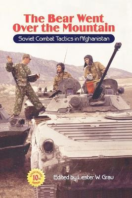 The Bear Went Over the Mountain : Soviet Combat Tactics in Afghanistan