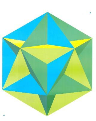 The Great Dodecahedron Poster