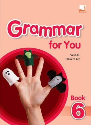 Grammar for You: Book 6