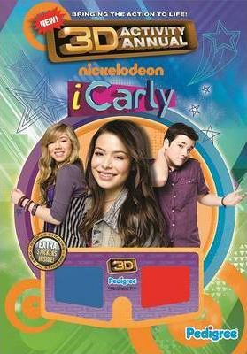 iCarly 3D Activity Annual 2011