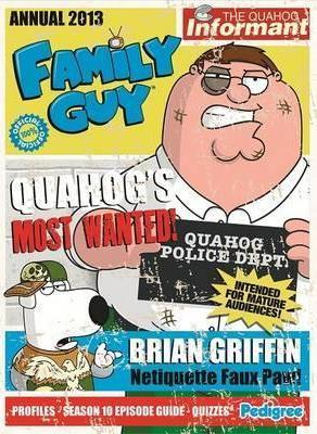 Family Guy Annual 2013