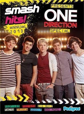 Smash Hits One Direction Annual 2013