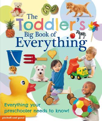 The Toddler's Big Book of Everything Cover Image