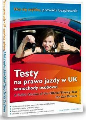 A Polish Version of the Official Theory Test for Car Drivers