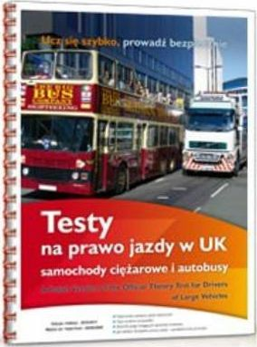 A Polish Version of the Official Theory Test for Drivers of Large Vehicles