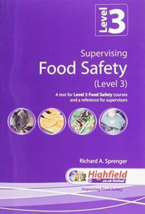 SUPERRVISING FOOD SAFETY 13TH ED 2012