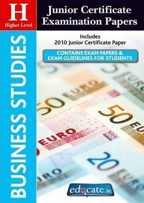 Business Studies Higher Level Junior Certificate Examination Papers