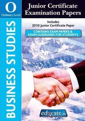 Business Studies Ordinary Level Junior Certificate Examination Papers