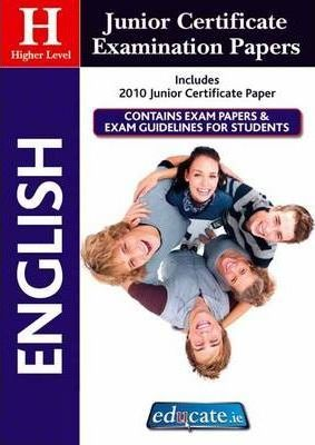 English Higher Level Junior Certificate Examination Papers