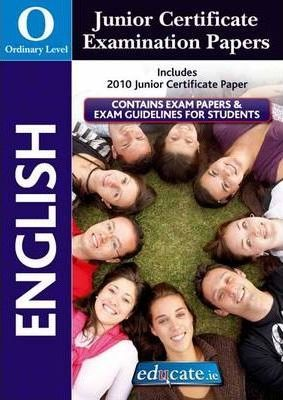 English Ordinary Level Junior Certificate Examination Papers