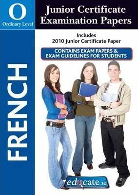 French Ordinary Level Junior Certificate Examination Papers