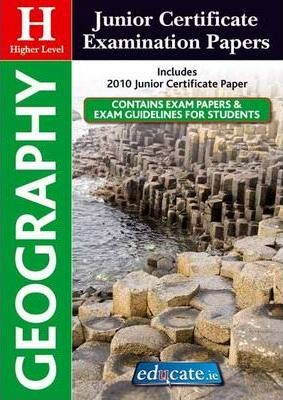 Geography Higher Level Junior Certificate Examination Papers