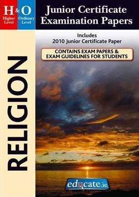 Religion Higher & Ordinary Level Junior Certificate Examination Papers