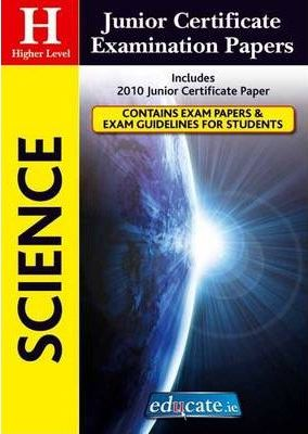 Science Higher Level Junior Certificate Examination Papers