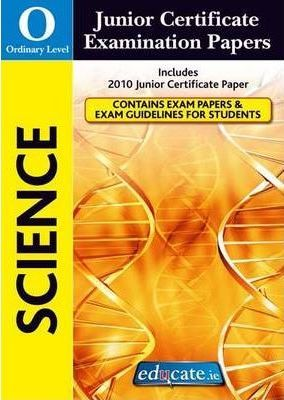 Science Ordinary Level Junior Certificate Examination Papers