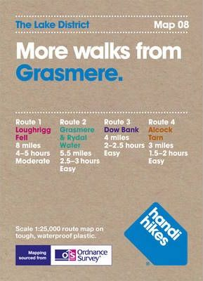 More Walks from Grasmere