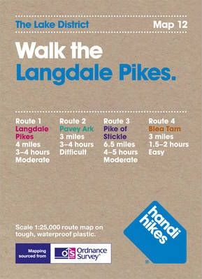 Walk the Langdale Pikes