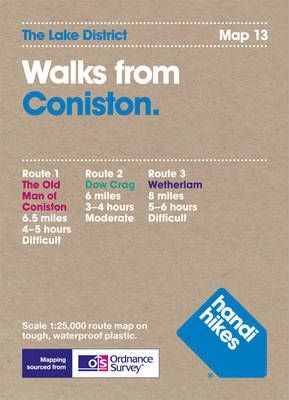 Walks from Coniston