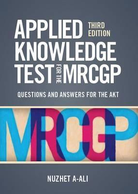 Applied Knowledge Test for the MRCGP Cover Image
