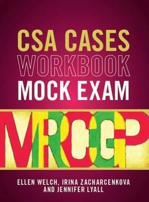 CSA Cases Workbook Mock Exam Cover Image