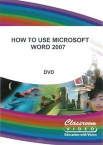 How to Use Microsoft Word 2007