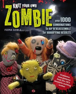 Knit Your Own Zombie Cover Image