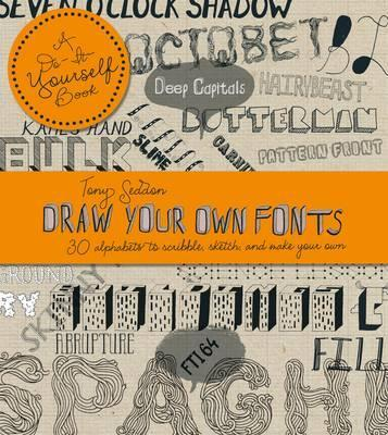Draw Your Own Fonts Cover Image