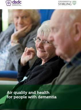 Air Quality and Health for People with Dementia