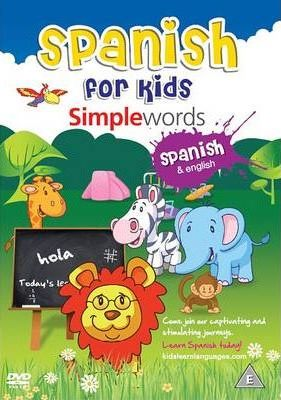 Spanish for Kids Simple Words 2011