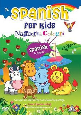 Spanish for Kids Numbers and Colours 2010
