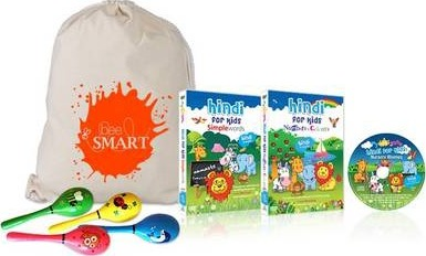 Hindi for Kids Gift Set
