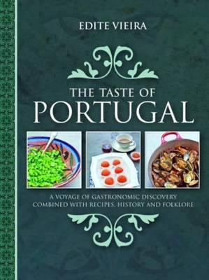 The Taste of Portugal Cover Image