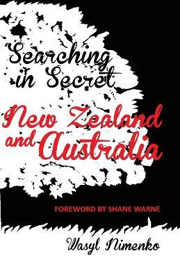 Searching in Secret New Zealand and Australia Cover Image