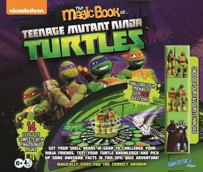 Magic Book of Teenage Mutant Ninja Turtles