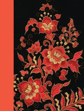 Journal : Red Flowering Batik