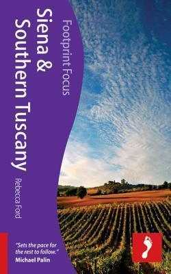 Siena & Southern Tuscany Footprint Focus Guide Cover Image