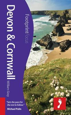 Devon & Cornwall Footprint Focus Guide Cover Image