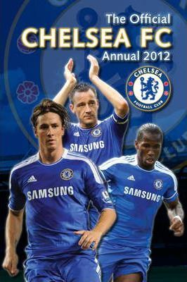 Official Chelsea FC Annual 2012