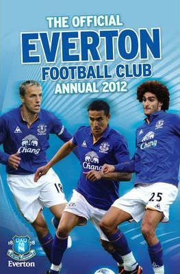 Official Everton FC Annual 2012