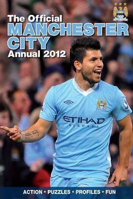 Official Manchester City FC Annual 2012