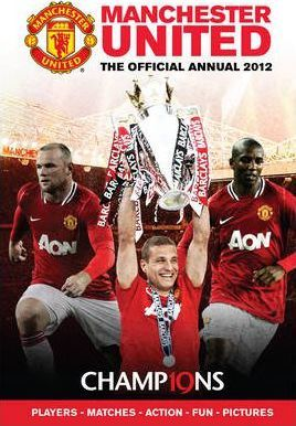 Official Manchester United FC Annual 2012