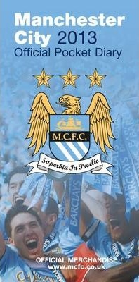 Official Man City FC 2013 Diary