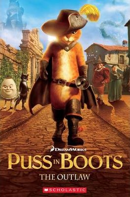 Puss-in-Boots The Outlaw Cover Image