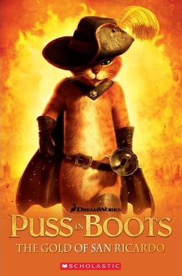 Puss-in-Boots and the Gold of San Ricardo Cover Image