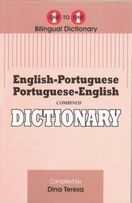 English-Portuguese & Portuguese-English One-to-One Dictionary